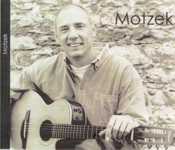 """""""MOTZEK"""" - Die dritte Veröffentlichung von Michael Motzek, 2003"""