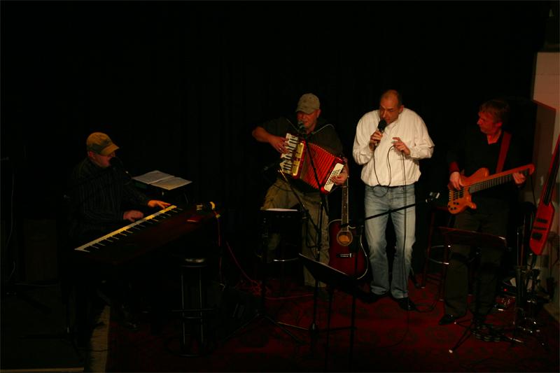 Motzek und Band - aktuelle Besetzung
